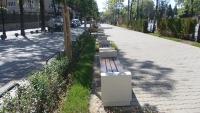 Пейка от бетон Дъблин