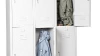 Метални шкафове за съблекални