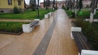 Пейка от бетон модел Дъблин