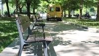 Монтирани пейки Хамбург в град Русе_1