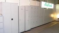 Mетални шкафове за офис, контейнери, метални гардероби за съблекалня, метални контейнери, метални шкафове за документи